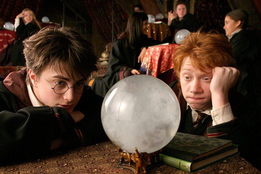 harry potter home test
